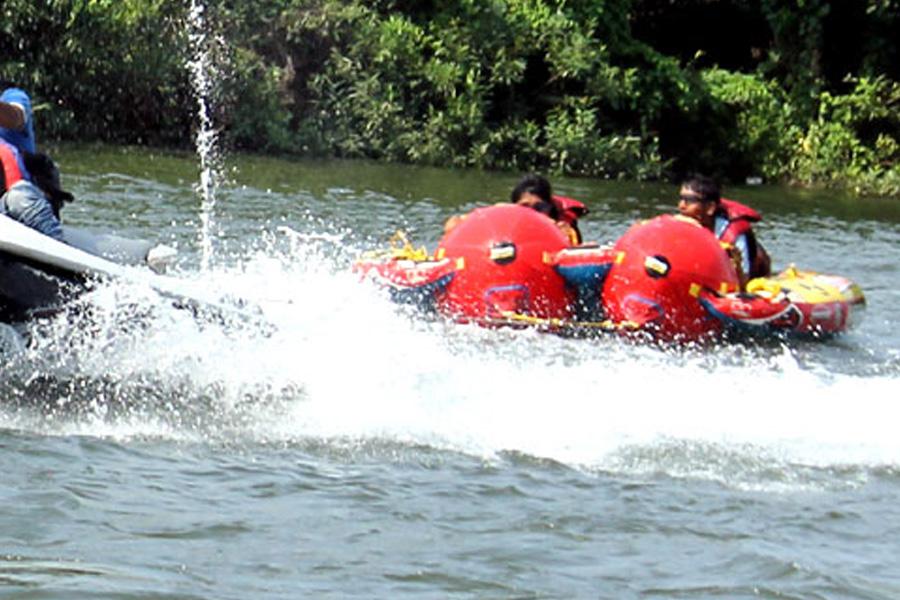 Kolad Water Sports Package - Bumper Ride