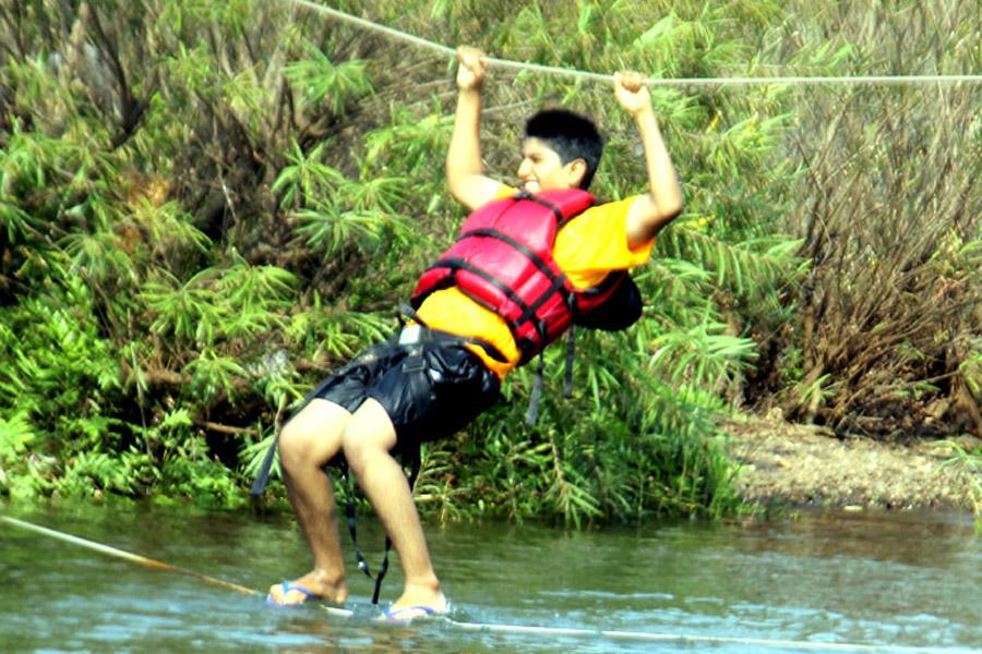 Kolad Water Sports Package - River Crossing
